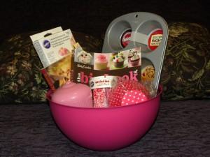 SN-Cupcake basket